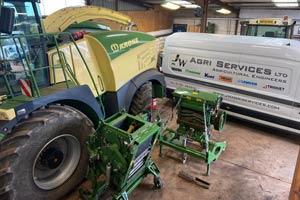 JW Agri Services Workshop